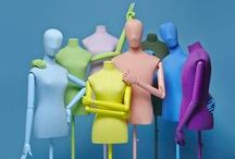 Retail Mannequins / Using Mannequins can improve your sales through visual merchandising! Visual Display-Merchandising-Store Design-American Retail Supply