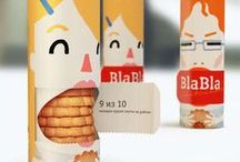 Cool Packaging Design / Examples of Retail Packaging Design