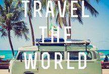 Viaggiando per il mondo / posti da favola!!!