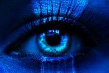 Blu e ancora blu / ma forse anche azzurro XD