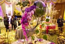 Tantawan Bloom Participated in The 17th Annual New York Flower Show Dinner Dance / We are honored to be a part of The 17th Annual New York Flower Show Dinner Dance with The Horticultural Society of New York. It features thirty of the tri-state area's premier floral, fashion and interior designers who selected to transform the Pierre Hotel's ballroom into an over-the-top floral extravaganza with towering tabletop displays that reflect this year's theme, Great Gardens.