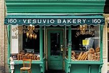 Store Front Ideas / How to design the front of your business.