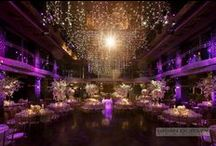 Nicolas & Sara's Beautiful Wedding Night at Edison Ballroom / We just received the wedding photos from our lovely couple, Sara and Nicolas. That was one of the most glamorous nights we will always remember. Thank you very much to Brian Dorsey Studios for these beautiful photos.
