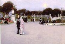 Revoir Paris / Painted Paris - Paris in Paint / by Iain