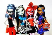 I LOVE MONSTER HIGH