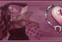 My jewelry designs and the others / Kendi tasarımlarım ve diğer takı modelleri