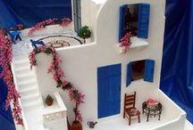Mini House / miniature house