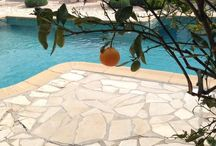 Maison de Cypres / Our second home in Roquebrune-Sur-Argens, Provence. Available for holidayrental, check out www.maisondecypres.com.