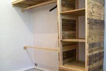 Wood work / Ahşap işleri / Ağaç ile yapılan dekorasyon, mobilya