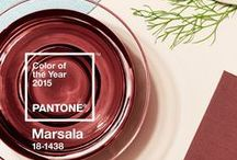 Pantone Colour of the Year - Masala / Discover one of the hottest trends for 2015; Masala, Pantone's Colour of the Year.   Read about the other trends we are coveting over on the LuxDeco Magazine here: http://www.luxdeco.com/magazine/interior-design-trends-2015/ / by LuxDeco