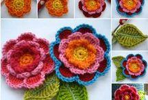 CROCHET / Knitting - TIĞ İŞİ VE ÖRGÜ
