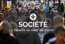 Société / Des sujets de société qui nous tiennent à cœur et qu'on a envie de partager avec vous ! Abonnez-vous ! - par POSITIVR.fr