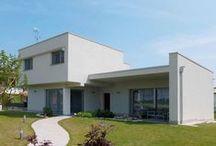 Villa Unifamiliare a Calvenzano (BG) / www.marlegno.it