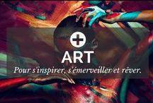 Art / Vous aimez l'art ? Alors vous êtes au bon endroit et ce tableau est fait pour vous. Venez vous inspirer, vous émerveiller et rêver. Abonnez-vous ! - par POSITIVR.fr