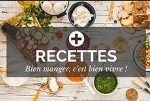 Recettes / Vous aimez la bonne cuisine et les recettes ? Bien manger, c'est un bon début pour bien vivre ! Venez faire saliver vos papilles ! - par POSITIVR.fr