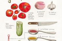 Diseño libros de cocina