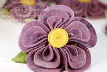 fleurs tissu