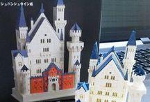 Mini Castle / Miniature castles