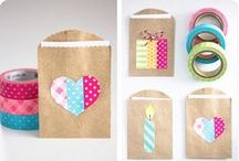 Flat Bags DIY / DIY ideas using flat merchandise bags
