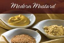 #MyMustard / Recipes from saskmustard.com, our resources and cookbooks.