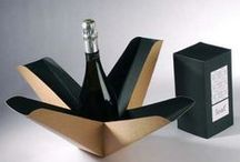 Wine Everything / Wine packaging and cork crafts along with DIY wine shelving