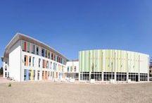 Scuola Racagni di Parma / Certificata LEED GOLD  - Scuola ad energia quasi 0 #NZEB  #scuolaprefabbricatadilegno #costruireilfuturo  - Progetto by VITRE STUDIO srl