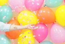 Party Planning / Ideas to help you plan every kind of party! Birthday parties, Baby Showers, holiday parties, special events and more.