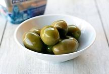 Olíva- és kapribogyók