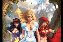 Ladies of happily ever after!