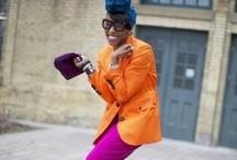 Fashion | Color Blocking