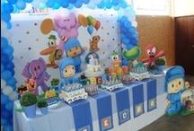 Festas & Cia / Festas Infantis, temas, ideias kids party / by Da Fertilidade à Maternidade