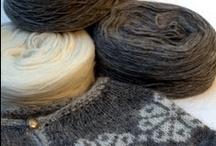 knitting / by Bente Simone