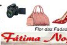 Blog Flor das Fadas by Fátima Nogueira. / http://flordasfadas.blogspot.com.br/2016/03/retorno-saudades-e-novidades.html Post do dia: Retorno, saudades e novidades...