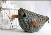 Little Crochet Purses / Crochet Change Purses / by knotsewcute