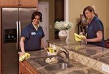 Cleaning Tips / Between Maid Right Cleans, consider these helpful tips to keep your house sparkling!