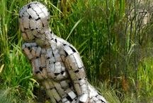 Kunst in de tuin / by van Dooren TUINEN