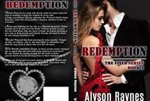 Redemption / Book 3 in The Fixer Series