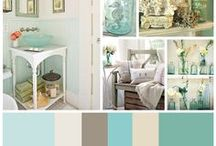 Color Palettes You Love / Collection of inspirational color palettes. Click LIKE on your favorites.