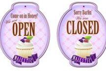 DA STAMPARE - Etichette, Quadri.... / Cartelli, quadri, orologi e varie - Per Dollshouse