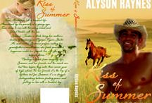 Kiss of Summer / Kiss of Summer- Releasing October 2016  The story of Jesse Austin and Summer Jacobs- A New Adult Story