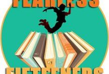 Books I've Read by Fearless Fifteeners / ARCs I've read in advance of the authors' 2015 debut.