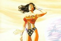 WW / All about the greatest super heroine ever!