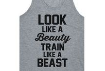 Workout & Fitness / Fitness, workout, crossfit, training tank tops!