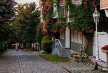 Cadde & Sokak