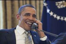 President Obama & Family / by MaryAnne Clarkson