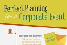 Event Planning Tips / Find infographics about planning weddings and other big events to help make sure your big day is successful.