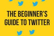 Twitter Tips / These infographics and tips will help guide you to become a Twitter expert!