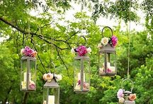 Wedding events and decoration / Decorative venues and ideas