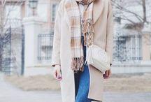 Camel coat / Camel coat outfits