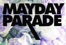 Mayday Parade / by Miranda Hanley